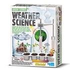 Set Experimente Green Science Weather, 4M