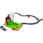 Set Locomotiva cu Sine Twisting Tornado Thomas and Friends, Fisher-Price