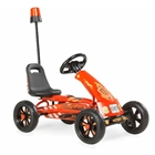 Kart cu Pedale Foxy Fire, EXIT Toys