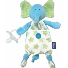 Suport Suzeta 3 in 1 Pocket Friend Elefant , Chicco