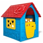 Casuta de Joaca My First Playhouse Blue, 98 x 90 x 106 cm, Dohany