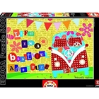 Puzzle Life is a Beautiful Adventure 500 Piese, Educa