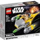 LEGO Star Wars Naboo Starfighter Microfighter 75223, LEGO