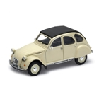 Masinuta Citroen 2CV, Scara 1:24, Welly
