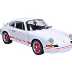 Masinuta Porsche Carrera RS 2.7, Scara 1:24, Welly