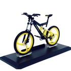 Bicicleta Tip Mountain Bike Porsche FS Evolution, Scara 1/10, Welly