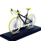 Bicicleta Tip Mountain Bike Porsche R, Scara 1/10, Welly