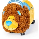 Jucarie Ride-on Lion Blue, FUNNY WHEELS RIDER