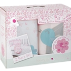 Set Lenjerie Pat 2 piese Comfi Dreams Lovebirds , CuddleCo