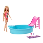 Papusa Barbie la Piscina, Barbie