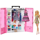 Set Barbie by Mattel Fashion and Beauty Dulap cu Haine si Papusa, Barbie