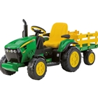 Tractor JD Ground Force cu Remorca, Peg Perego