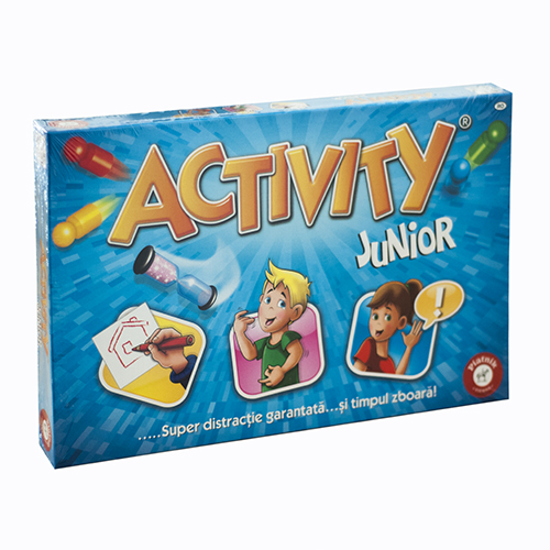 Joc Activity Junior, Piatnik