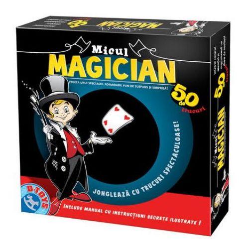 Micul Magician - 50 Trucuri, D-Toys