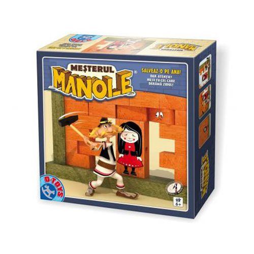 Mesterul Manole, D-Toys