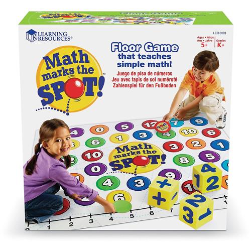 Joc Matematica Interactiva, Learning Resources