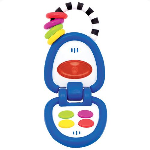 Telefon Muzical cu Lumini, Sassy