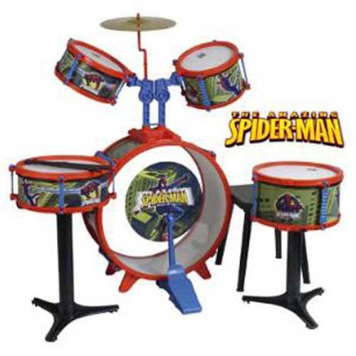 Set Tobe Spiderman, Reig Musicales