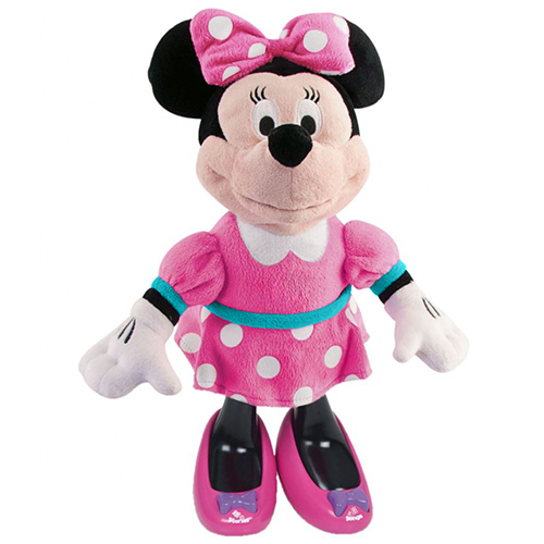 Povestitoarea Minnie Mouse, IMC