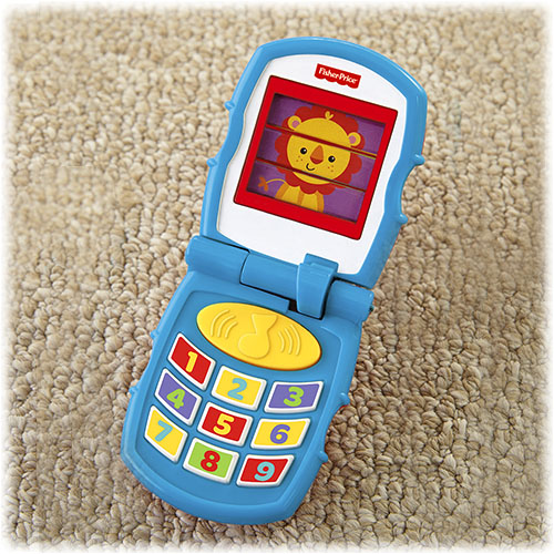 Primul Telefon, Fisher-Price