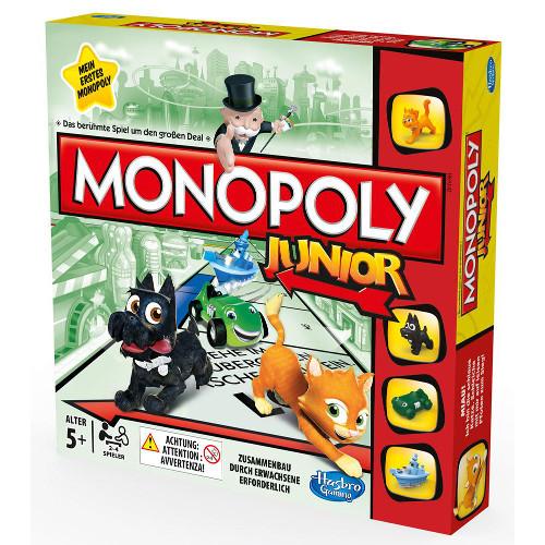 Joc de Societate Monopoly Junior, Hasbro