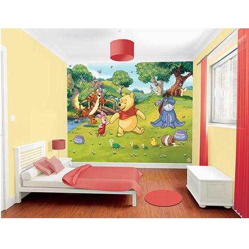 Tapet pentru Copii Winnie The Pooh, Walltastic