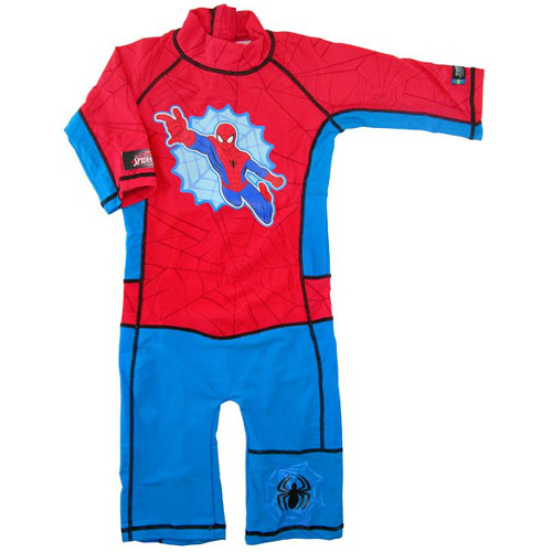 Costum de Baie Spiderman 98-104, Swimpy