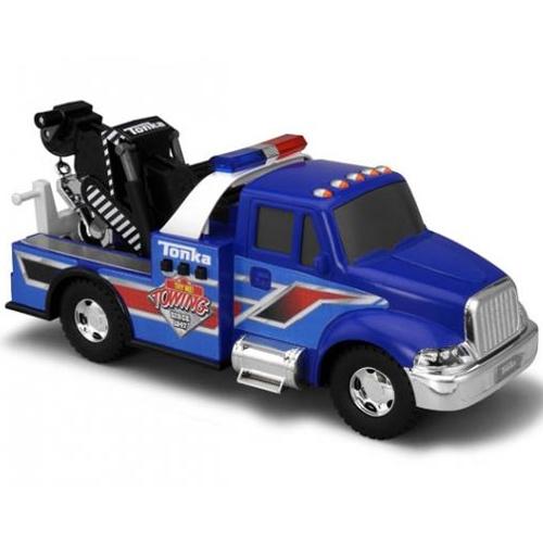 Camion Tractare cu lumini si sunete, Tonka
