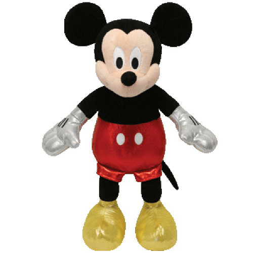Plus cu Sunete Mickey Sparkle 20 cm, Ty