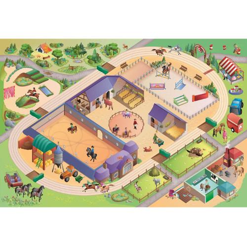 Covoras de Joaca Connect Antiderapant - Echitatie, House of Kids