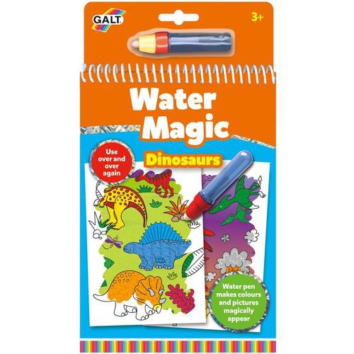 Water Magic: Carte de Colorat Dinozauri , Galt