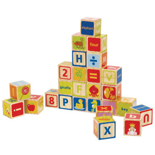 Cuburi ABC-123, Hape