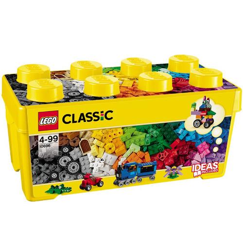 LEGO Classic Cutie Medie de Constructie Creativa 10696, LEGO