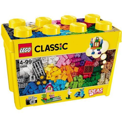 LEGO Classic Cutie Mare de Constructie Creativa 10698, LEGO