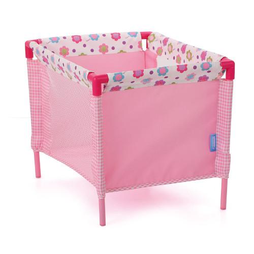 Tarc Papusi Doll Play Yard Spring Pink, Hauck