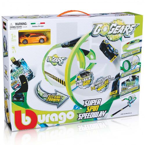 Circuit Go Gear Super Spin, BBurago