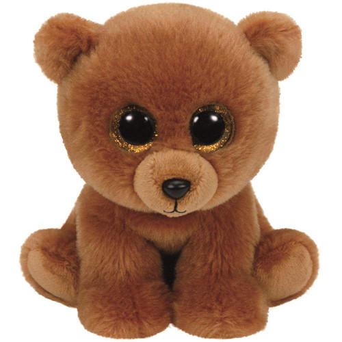 Plus Ursul Brun Brownie 15 cm, Ty