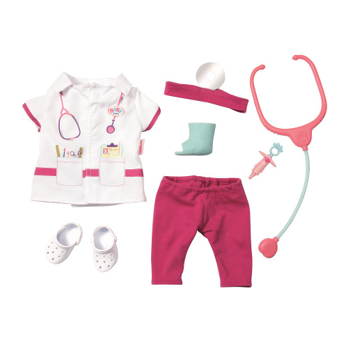 Baby Born Set Hainute Doctor, Zapf