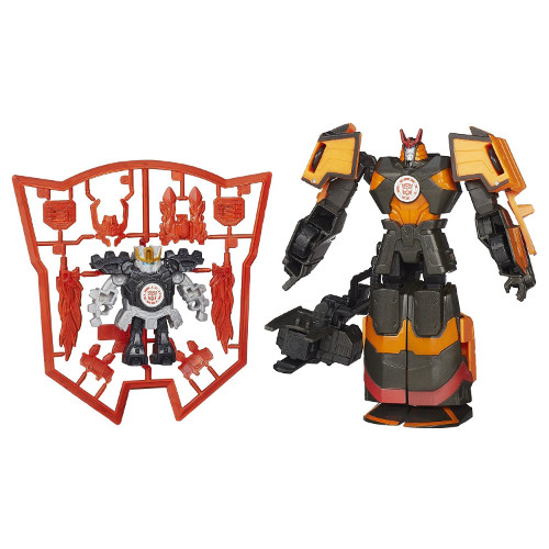 Roboti Transformers RID Minicon Deployers Autobot Drift and Jetsore, Hasbro