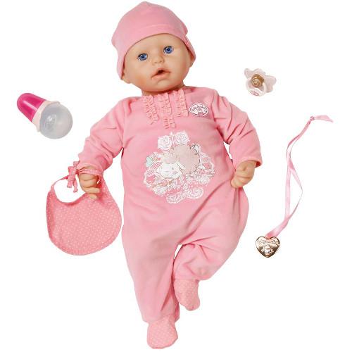 Baby Born Bebelusul Annabell, Zapf Creation