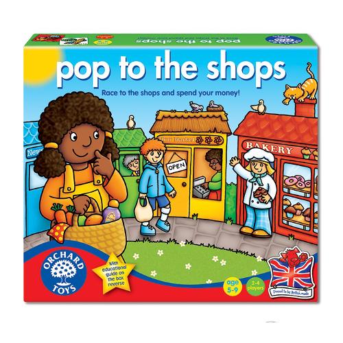 Joc Educativ La Cumparaturi, Orchard Toys