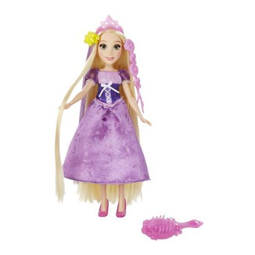 Papusa Rapunzel cu Accesorii pentru Par, Hasbro