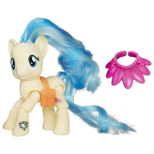 My Little Pony - Set Ponei Miss Pommel Prezentarea de Moda, Hasbro