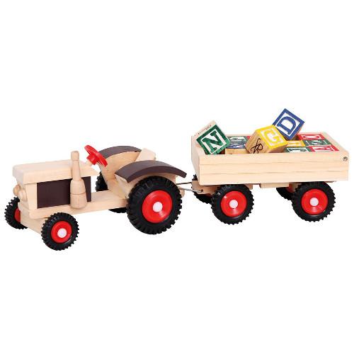 Tractor ABC, Bino