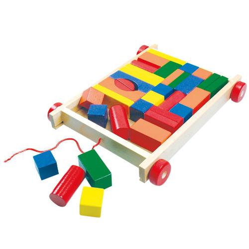 Cuburi Colorate pentru Construit, Bino