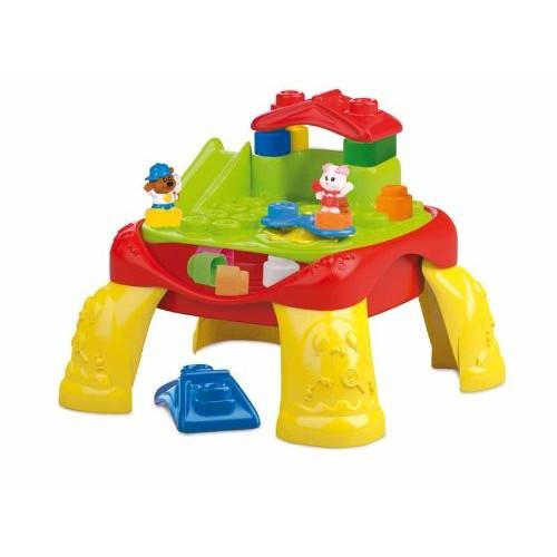 Clemmy - Masa de Joaca cu Cuburi, Clementoni