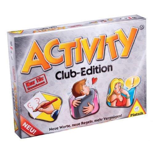 Joc Activity Club Edition, Piatnik