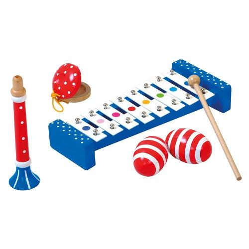 Set Instrumente Muzicale, Bino