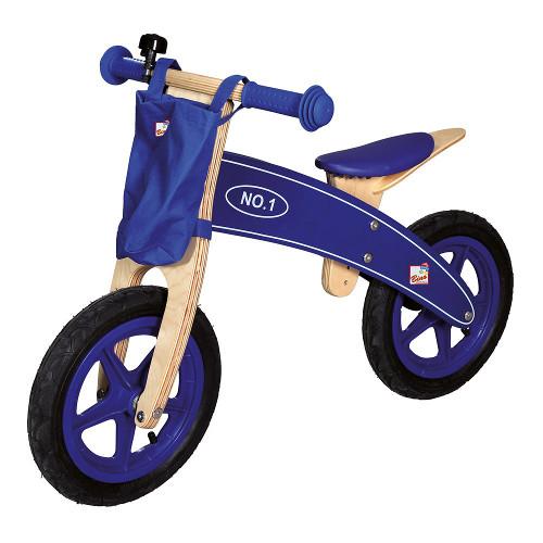 Bicicleta de Lemn Running Bike, Bino
