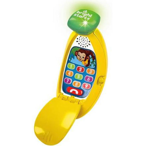 Telefonul Muzical Giggle and Ring, Bright Starts